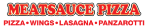 Meatsauce Pizza Logo