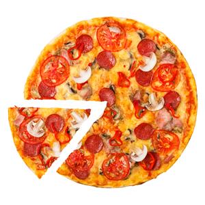 Meatsauce Pizza, Gourmet Pizza